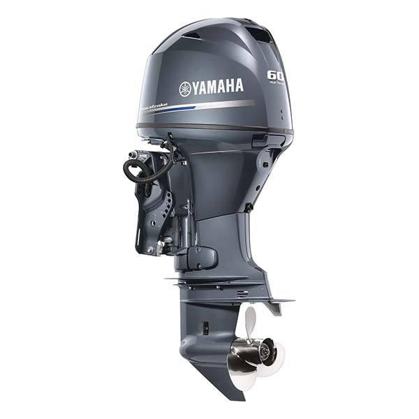 2018 Yamaha T60 High Thrust in Oceanside, New York