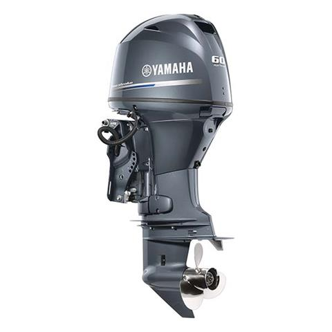2018 Yamaha T60 High Thrust in Ontario, California