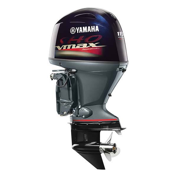 2018 Yamaha VF115 V MAX SHO 2.8L in Fleming Island, Florida