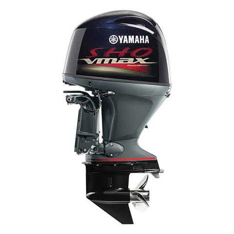 2018 Yamaha VF115 V MAX SHO 2.8L in Harriman, Tennessee