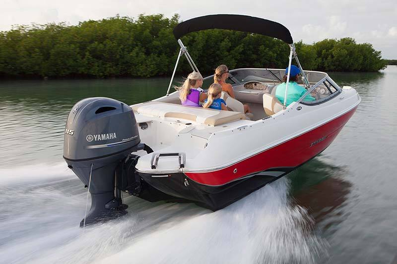 2019 Yamaha F115 I-4 1.8L Mechanical 20 in Oceanside, New York