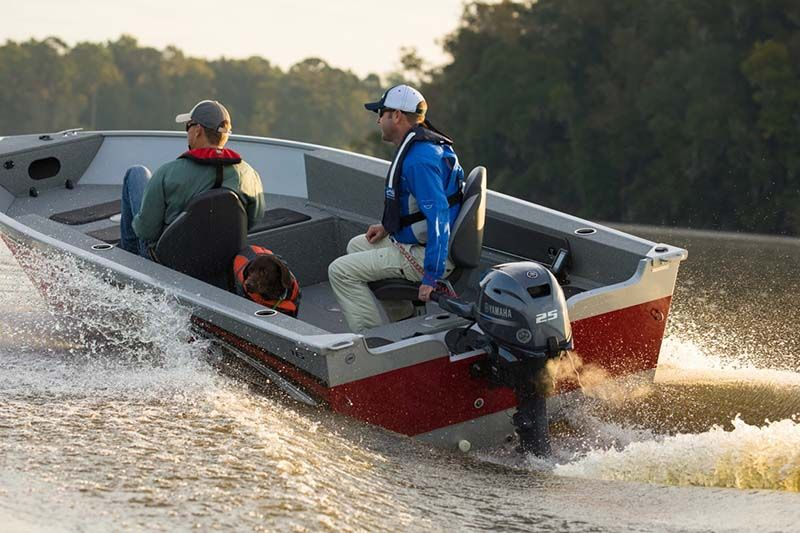 2019 Yamaha F25 Portable Tiller in Perry, Florida - Photo 7