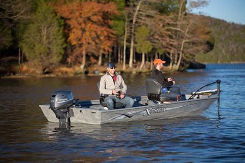 2019 Yamaha F25 Portable Tiller in Black River Falls, Wisconsin - Photo 11