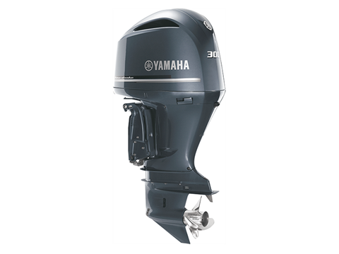 2019 Yamaha F300 DEC V6 4.2L Digital 35 in Lakeport, California