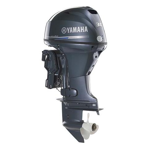 2019 Yamaha F30 Midrange Tiller 20 in Coloma, Michigan
