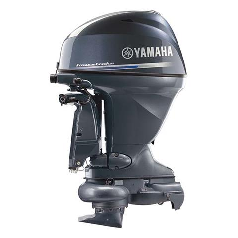 2019 Yamaha F40 Jet Drive Tiller in Oceanside, New York