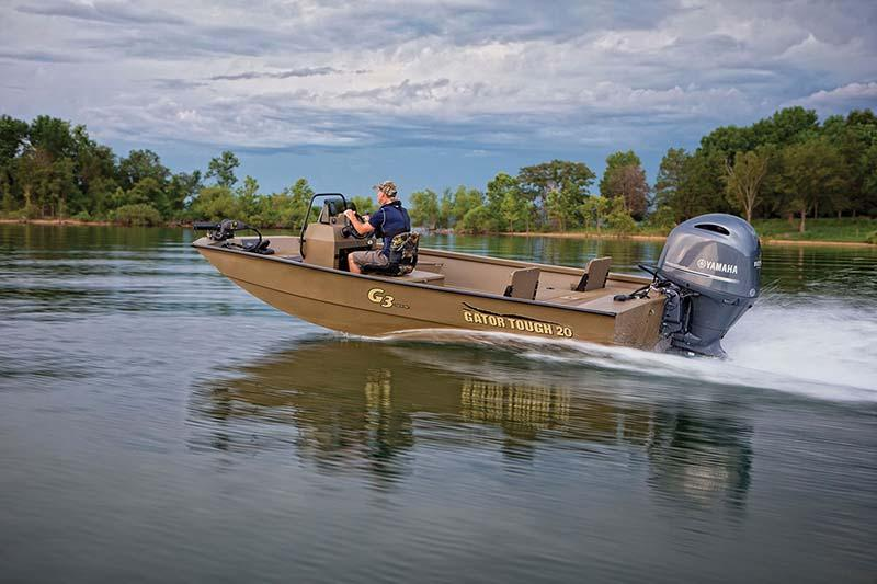 New 2019 Yamaha F40 Jet Drive Tiller Boat Engines in Hancock, MI