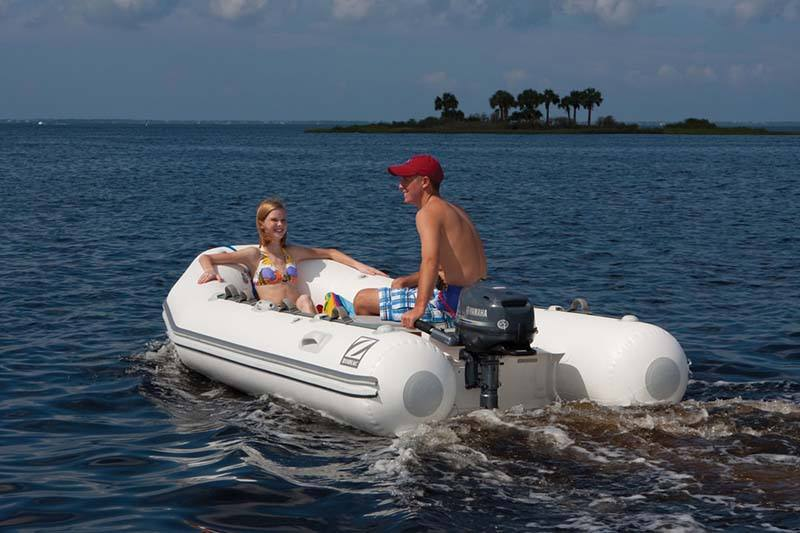 2019 Yamaha F4 Portable Tiller in Lake City, Florida - Photo 8