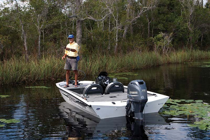 2019 Yamaha F70 Midrange Mechanical 20 in Lake City, Florida