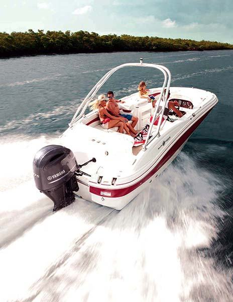 2019 Yamaha F175 I-4 2.8L Mechanical 20 in Niceville, Florida