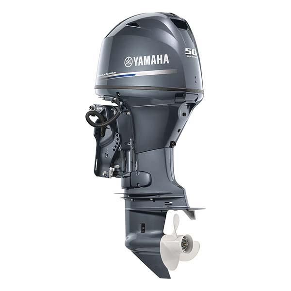 2019 Yamaha T50 High Thrust in Coloma, Michigan