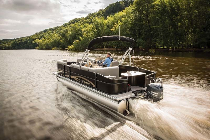 2019 Yamaha T60 High Thrust in Coloma, Michigan