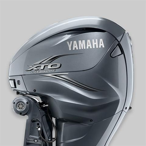 2019 Yamaha XF425 5.6L V8  Digital 25 in Black River Falls, Wisconsin - Photo 9