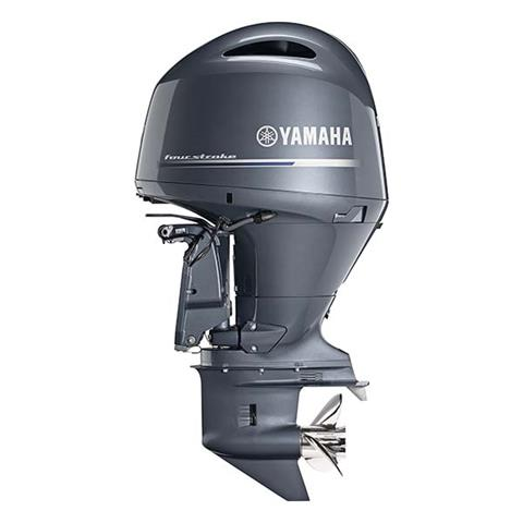 Yamaha F200 I-4 2.8L Digital 25 in Lake City, Florida