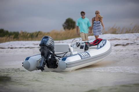 Yamaha F25 Portable Mechanical ES in Pensacola, Florida - Photo 6