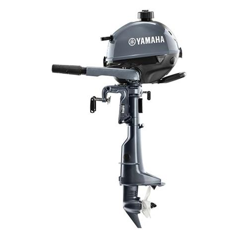 2020 Yamaha F2.5 Portable Tiller in Lakeport, California