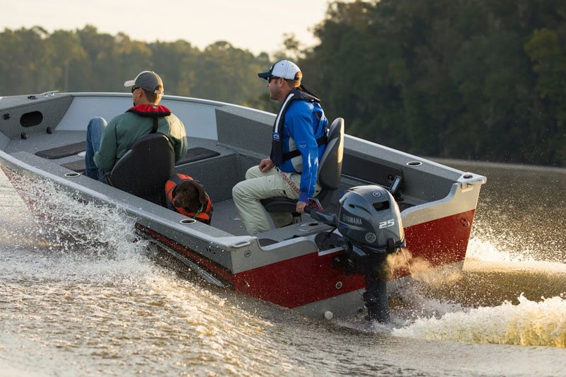 Yamaha F25 Portable Tiller in Newberry, South Carolina - Photo 7