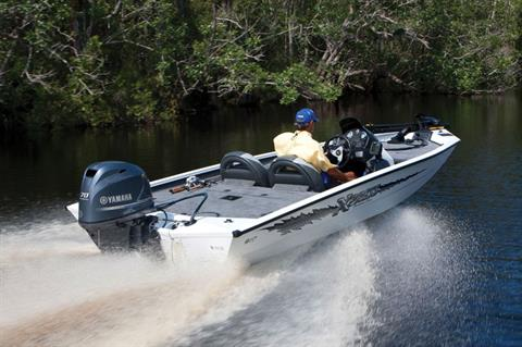 Yamaha F70 Midrange Mechanical 20 in Newberry, South Carolina - Photo 4
