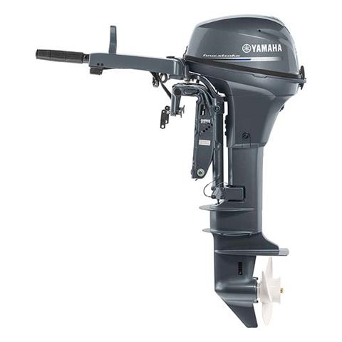 2020 Yamaha T9.9 High Thrust Tiller ES/MS in Oceanside, New York