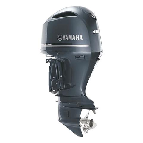 2020 Yamaha F300 V6 4.2L Digital 25 in Eastland, Texas