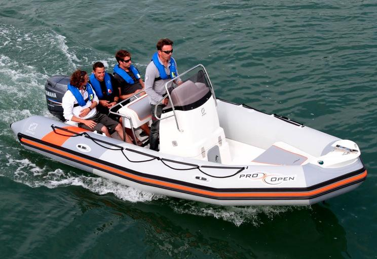 2016 Zodiac Pro Open 550 in Stuart, Florida