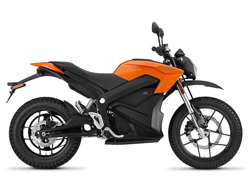 2015 Zero Motorcycles Zero DS™ Dual Sport ZF12.5 in Altoona, Wisconsin