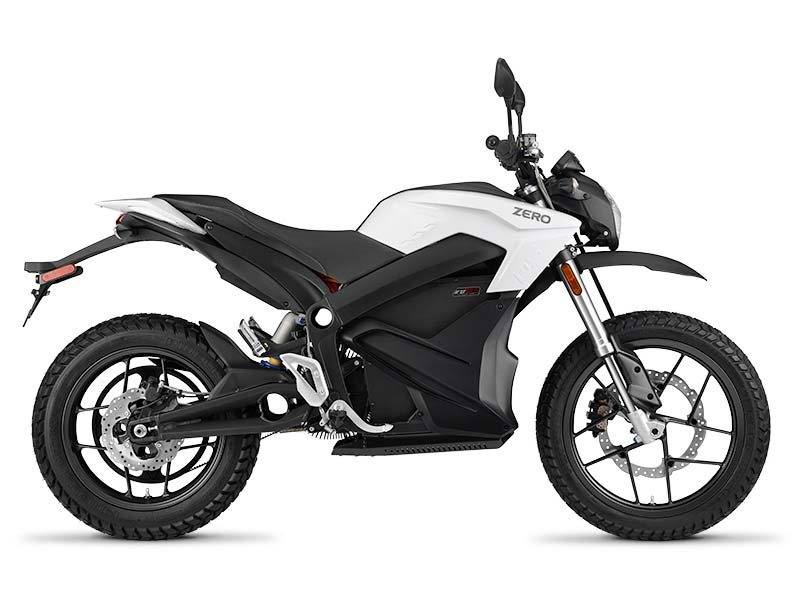 2015 Zero Motorcycles Zero DS™ Dual Sport ZF12.5 in San Francisco, California