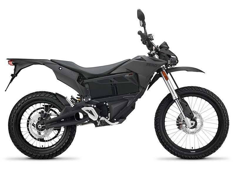 New 2015 Zero Motorcycles Zero FX™ Stealth Fighter ZF2.8 Motorcycles ...