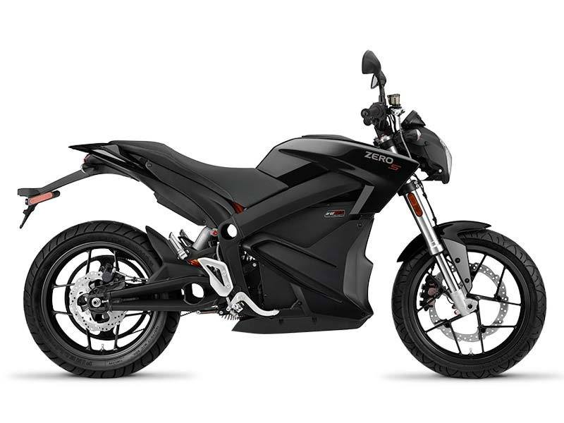 2015 Zero Motorcycles Zero S™ Streetfighter ZF9.4 in San Bernardino, California