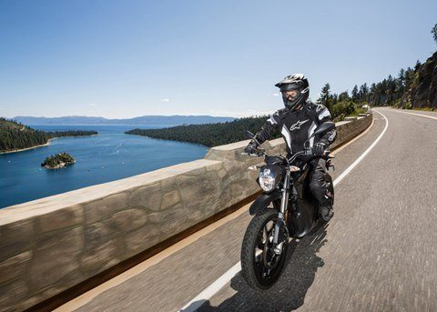 2016 Zero Motorcycles DSR ZF13.0 in San Francisco, California
