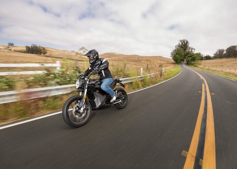 2016 Zero Motorcycles DSR ZF13.0 in Altoona, Wisconsin