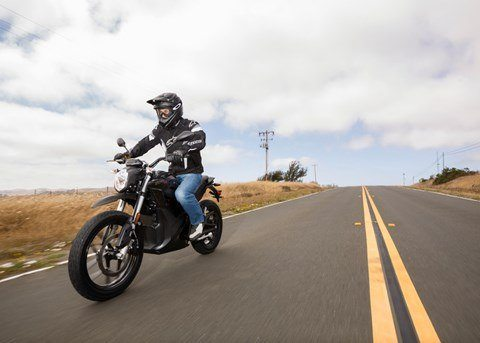 2016 Zero Motorcycles DSR ZF13.0 +Power Tank in Fort Collins, Colorado