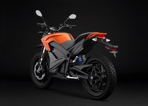 2016 Zero Motorcycles DS ZF13.0 in Fort Collins, Colorado