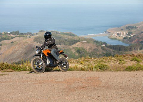 2016 Zero Motorcycles DS ZF13.0 in Altoona, Wisconsin