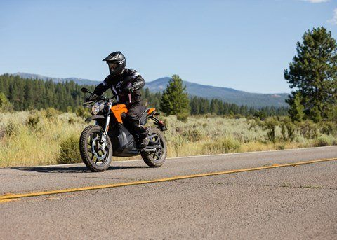 2016 Zero Motorcycles DS ZF13.0 +Power Tank in Greenville, South Carolina