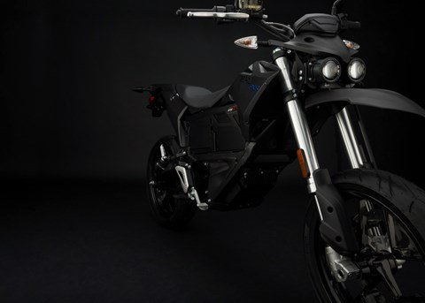 2016 Zero Motorcycles FXS ZF6.5 in San Francisco, California