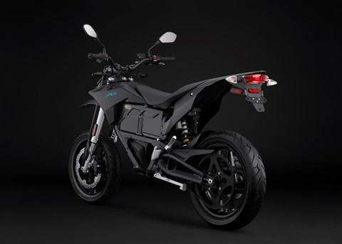 2016 Zero Motorcycles FXS ZF6.5 in Altoona, Wisconsin