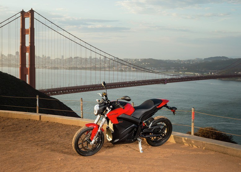 2016 Zero Motorcycles SR ZF13.0 in San Bernardino, California