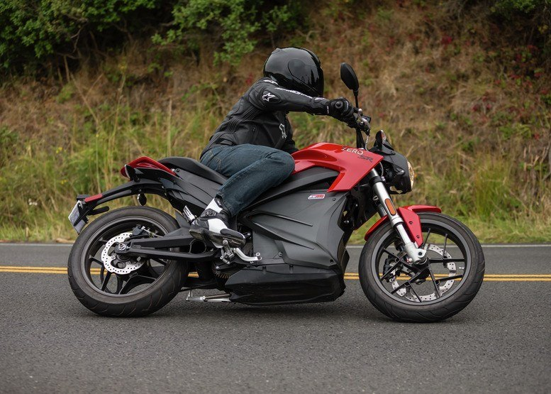 2016 Zero Motorcycles SR ZF13.0 in Greensboro, North Carolina