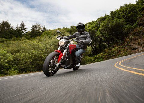 2016 Zero Motorcycles SR ZF13.0 +Power Tank in Altoona, Wisconsin