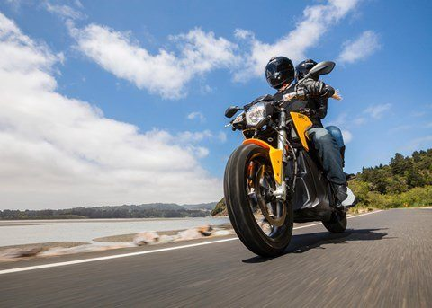 2016 Zero Motorcycles S ZF13.0 in San Bernardino, California