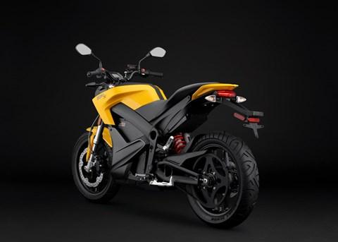 2016 Zero Motorcycles S ZF13.0 +Power Tank in Tampa, Florida