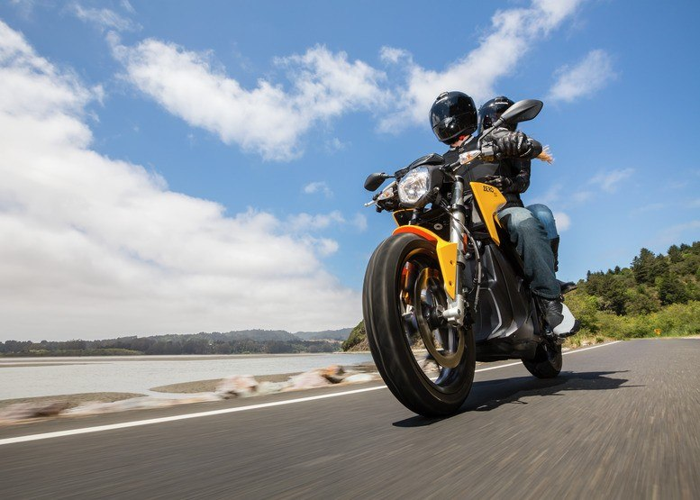 2016 Zero Motorcycles S ZF9.8 in Altoona, Wisconsin
