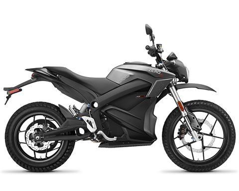 2017 Zero Motorcycles DSR ZF13.0 + Power Tank in Sarasota, Florida