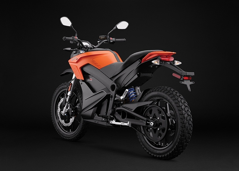 2017 Zero Motorcycles DS ZF13.0 in Allen, Texas