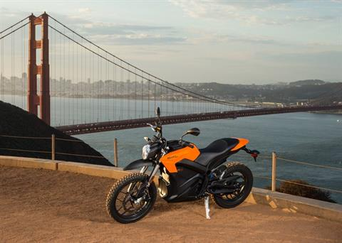 2017 Zero Motorcycles DS ZF13.0 in Costa Mesa, California