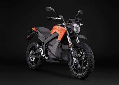 2017 Zero Motorcycles DS ZF13.0 + Power Tank in Greenville, South Carolina