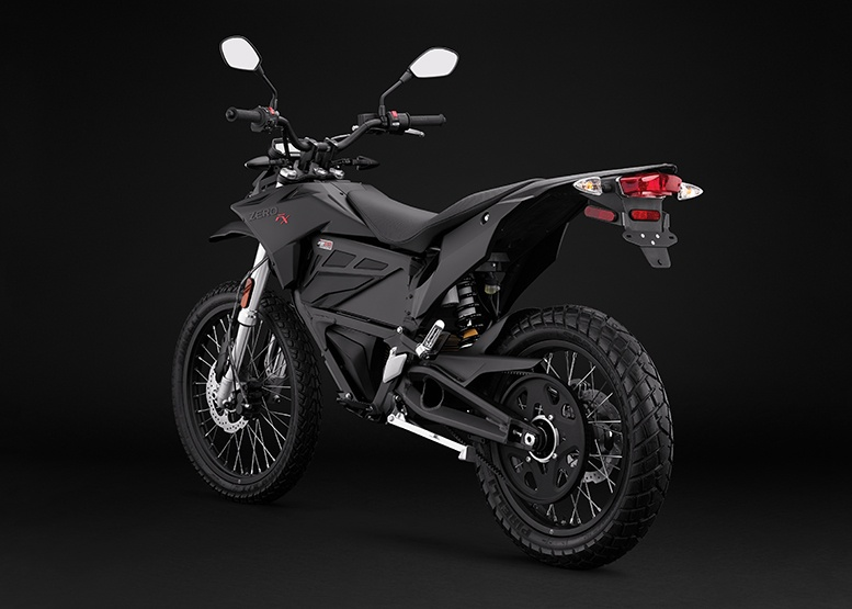 2017 Zero Motorcycles FX ZF6.5 Modular in Greenville, South Carolina