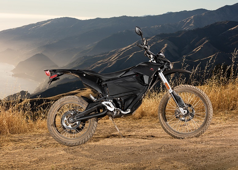 2017 Zero Motorcycles FX ZF6.5 Modular in Costa Mesa, California