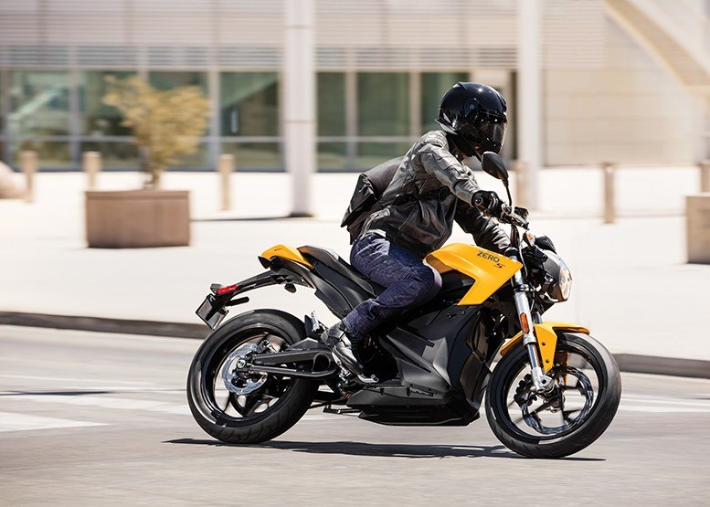 2017 Zero Motorcycles S ZF13.0 in San Bernardino, California